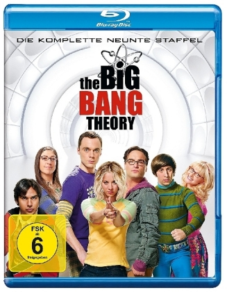 The Big Bang Theory. Staffel.9, 2 Blu-rays | Dodax.fr