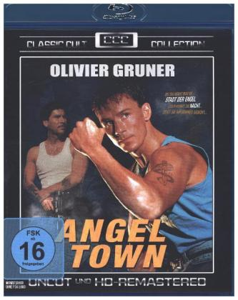 Angel Town, 1 Blu-ray | Dodax.es