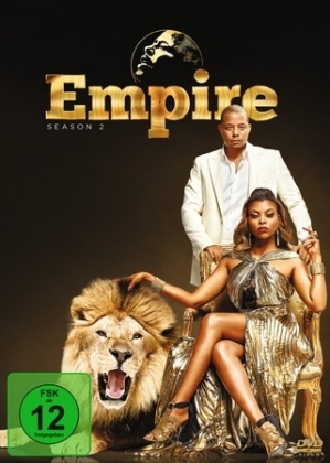 Empire. Staffel.2, 5 DVDs | Dodax.fr