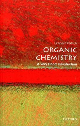 Organic Chemistry: A Very Short Introduction | Dodax.ch