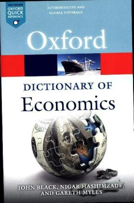A Dictionary of Economics | Dodax.ch