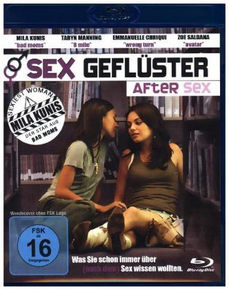 Sexgeflüster - After Sex, 1 Blu-ray | Dodax.fr