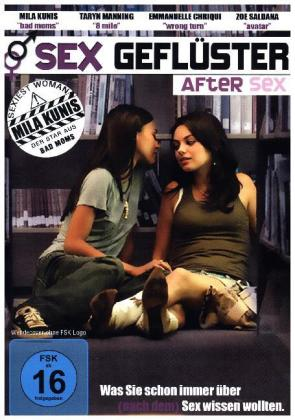 Sexgeflüster - After Sex, 1 DVD | Dodax.fr