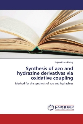 Synthesis of azo and hydrazine derivatives via oxidative coupling | Dodax.ch