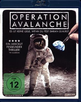 Operation Avalanche, 1 Blu-ray | Dodax.com