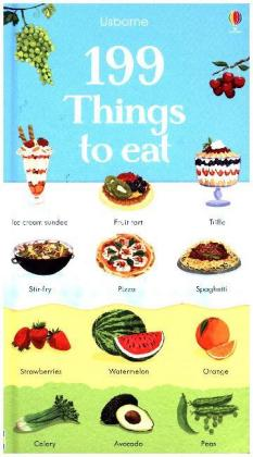 199 Things to Eat | Dodax.ch