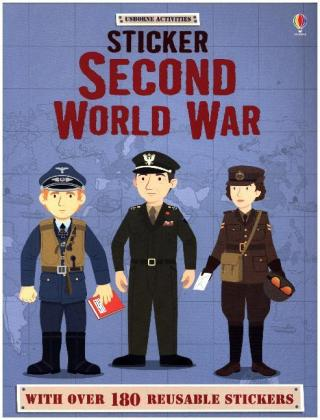 Sticker Second World War | Dodax.fr