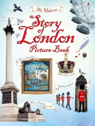 The Usborne Story of London Picture Book   Dodax.ch