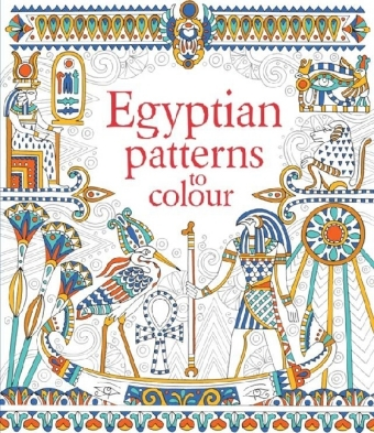 Egyptian Patterns to Colour | Dodax.at