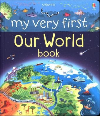 My Very First Our World Book | Dodax.at