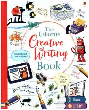 The Usborne Creative Writing Book | Dodax.at