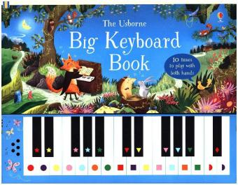 The Usborne Big Keyboard Book | Dodax.ch