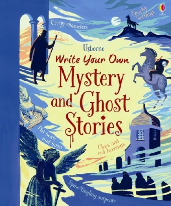 Write your own Mystery & Ghost Stories | Dodax.ch
