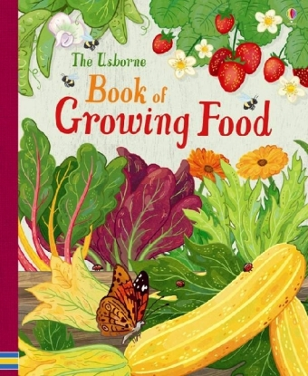 The Usborne Book of Growing Food | Dodax.ch