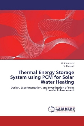 Thermal Energy Storage System using PCM for Solar Water Heating | Dodax.co.uk