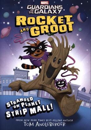 Rocket and Groot: Stranded on Planet Strip Mall! | Dodax.de