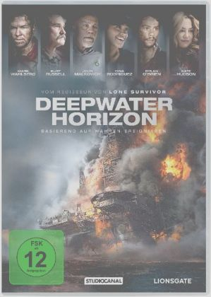 Deepwater Horizon, 1 DVD | Dodax.co.uk