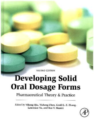 Developing Solid Oral Dosage Forms | Dodax.de