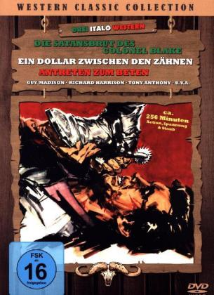 Western Classic Collection, 3 DVD | Dodax.ch