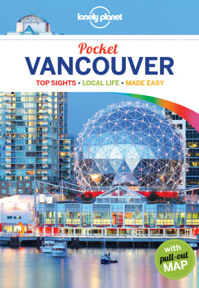 Lonely Planet Vancouver Pocket Guide | Dodax.co.uk