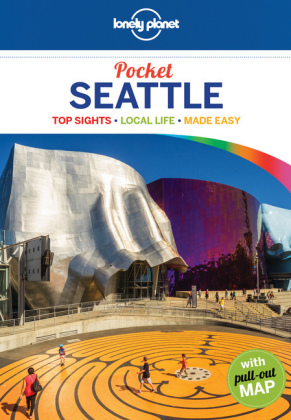 Lonely Planet Seattle Pocket Guide | Dodax.at