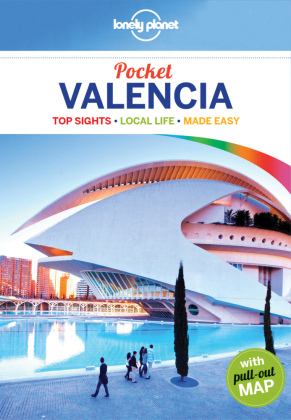 Lonely Planet Valencia Pocket Guide | Dodax.ch