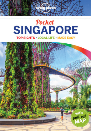 Lonely Planet Singapore Pocket Guide | Dodax.ch
