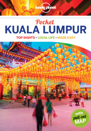 Lonely Planet Kuala Lumpur Pocket Guide | Dodax.at