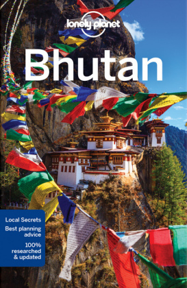 Lonely Planet Bhutan Country Guide | Dodax.at