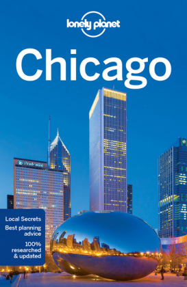 Lonely Planet Chicago City Guide | Dodax.at