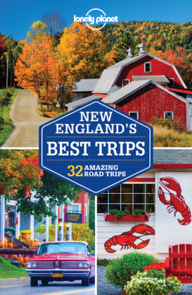 Lonely Planet New England's Best Trips | Dodax.com