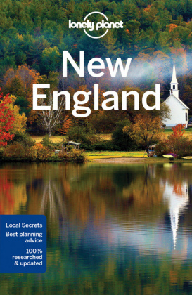 Lonely Planet New England Regional Guide | Dodax.ch