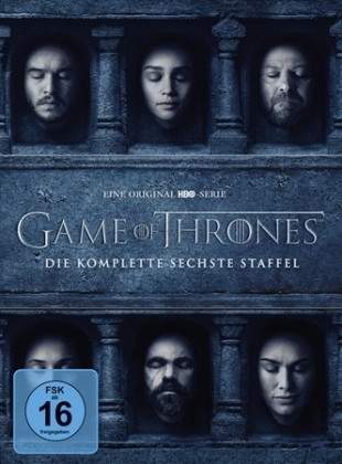 Game of Thrones, 5 DVDs. Staffel.6 | Dodax.es
