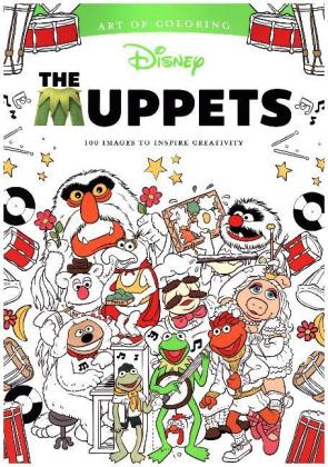 Art of Coloring: Muppets | Dodax.pl