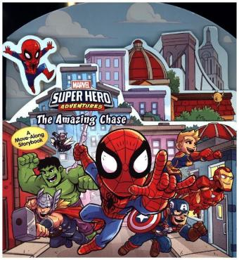 Super Hero Adventures: The Amazing Chase | Dodax.at