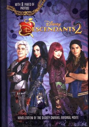 Descendants 2 Junior Novel | Dodax.ca