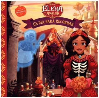 Elena of Avalor Un Dia Para Recordar (Spanish Edition) | Dodax.ca