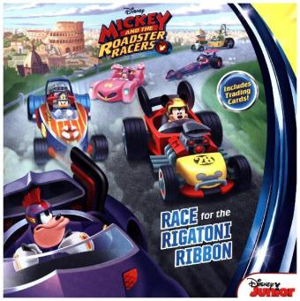 Mickey and the Roadster Racers Race for the Rigatoni Ribbon | Dodax.ca