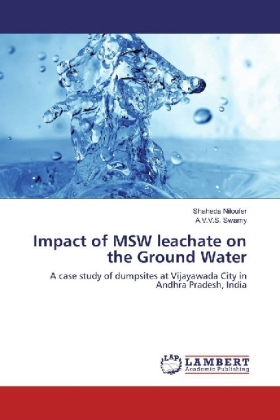 Impact of MSW leachate on the Ground Water | Dodax.at