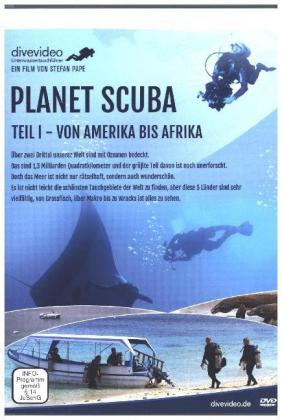 Planet Scuba - Von Amerika bis Afrika, 1 DVD | Dodax.at