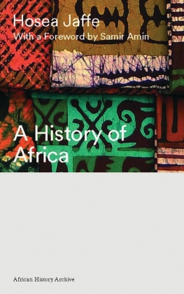 A History of Africa | Dodax.pl