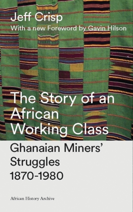 The Story of an African Working Class | Dodax.pl