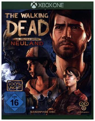 The Walking Dead, Neuland, Saisonpass Disc, 1 XBox One-Blu-ray Disc | Dodax.es