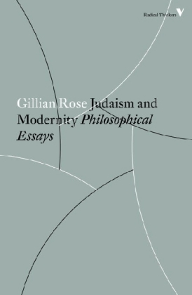 Judaism and Modernity | Dodax.at