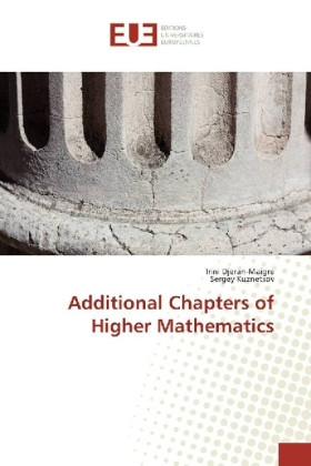 Additional Chapters of Higher Mathematics   Dodax.pl