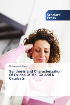 Synthesis and Characterization Of Oxides Of Mn, Co And Ni Catalysts | Dodax.pl