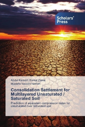Consolidation Settlement for Multilayered Unsaturated / Saturated Soil | Dodax.pl