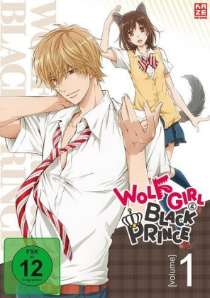 Wolf Girl & Black Prince 1. Tl.1, 1 DVD | Dodax.at