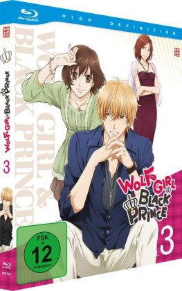 Wolf Girl & Black Prince 3. Tl.3, 1 Blu-ray | Dodax.at