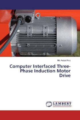 Computer Interfaced Three-Phase Induction Motor Drive   Dodax.ch